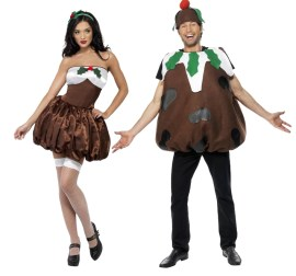 Mega Fancy Dress Christmas Pudding 2 585x550 Win a Christmas Pudding Costume with Mega Fancy Dress