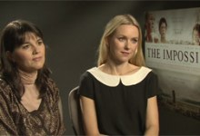 Naomi Watts and Maria Belon The Impossible 220x150 The HeyUGuys Interview   Naomi Watts and Maria Belon Talk The Impossible