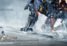Pacific Rim Quad Poster 220x150 New Trailer for Guillermo del Toro's Pacific Rim