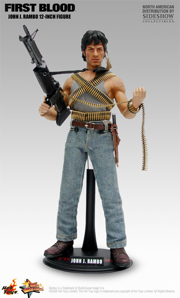 Rambo first blood hot 25 of the Strangest Movie Toys and Merchandise