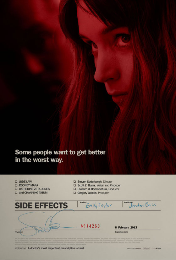 Side Effects New Side Effects Poster Hits