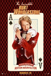 First Trailer & Posters for The Incredible Burt Wonderstone with Jim Carrey & Steve Carell