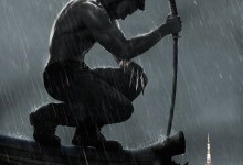 The Wolverine Poster 220x150 The Wolverine lands a Brilliant New Motion Poster