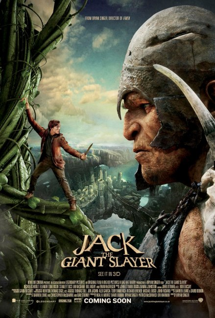 Jack the Giant Slayer Poster 439x650 Final US Poster for Jack the Giant Slayer