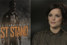 Jaimie Alexander 220x150 The HeyUGuys Interview: Jaimie Alexander on working with Arnie in The Last Stand