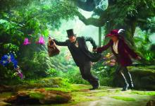 James Franco and Mila Kunis in Oz the Great and Powerful 220x150 New Images from Sam Raimi's Oz the Great and Powerful