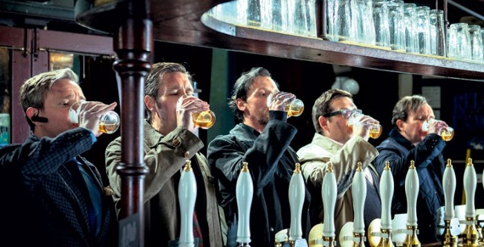 Martin-Freeman-Paddy-Considine-Simon-Pegg-Nick-Frost-and-Eddie-Marsan-in-The-Worlds-End
