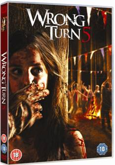 Wrong Turn 5 Wrong Turn 5 DVD Review