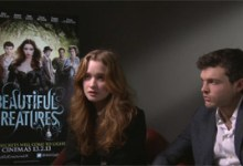 Beautiful Creatures 220x150 The HeyUGuys Interview   Alice Englert & Alden Ehrenreich Talk Beautiful Creatures