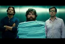 Bradley Cooper Zach Galifianakis and Ed Helms in The Hangover Part III 220x150 The Hangover Part III Review