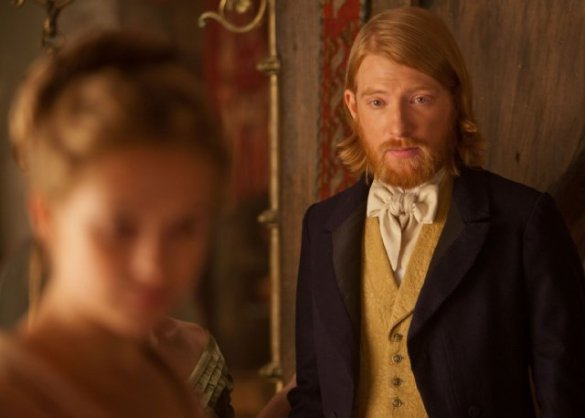 Domhnall Gleeson 585x418 The HeyUGuys Interview: Domhnall Gleeson for Anna Karenina