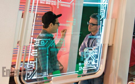 J.J.-Abrams-and-Alex-Kurtzman-on-set-of-Star-Trek-Into-Darkness