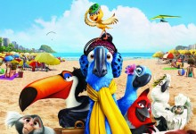 Rio Poster e1361812129624 220x150 Anne Hathaway, Jesse Eisenberg, Bruno Mars & More Lead Voice Cast for Rio 2