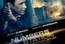 The Numbers Station Poster e1360752233898 220x150 First Trailer & Poster for The Numbers Station with John Cusack & Malin Åkerman