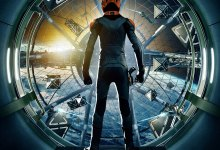 Enders Game Teaser Poster 220x150 Harrison Ford introduces New Battle School Recruitment Video for Enders Game