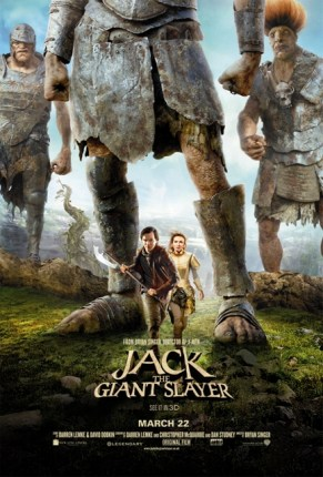 Jack the Giant Slayer UK Poster Jack the Giant Slayer Featurette   'Modern Fairytale'
