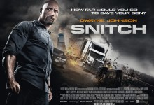 Snitch UK Poster 220x150 New Footage in UK Trailer + Poster for Snitch starring Dwayne Johnson