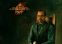 The Hunger Games Catching Fire - Beetee Poster