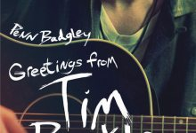 Greetings from Tim Buckley Poster 220x150 Tribeca Film release Greetings from Tim Buckley with Penn Badgley & Imogen Poots in the UK