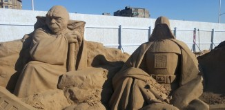 Hollywood-in-Sand-Star-Wars