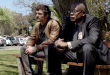 Orlando Bloom and Forest Whitaker in Zulu 220x150 First Look Image: Orlando Bloom and Forest Whitaker in Zulu
