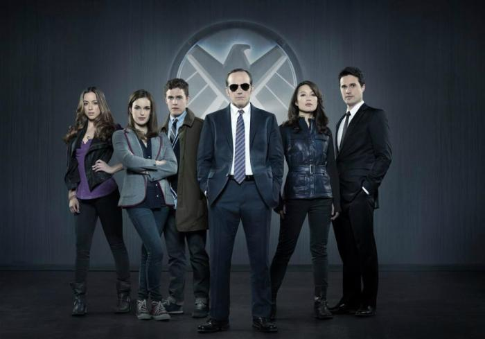 Marvel's Agents of S.H.I.E.L.D. officially ordered to Series + New Logo and Image