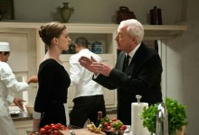 Anne Hathaway and Michael Caine in The Dark Knight Rises 220x150 Michael Caine boards Christopher Nolan's Interstellar