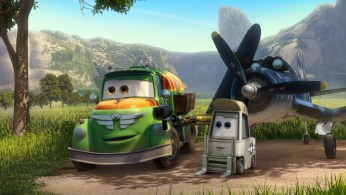 New Full Length Trailer and Images for Disney's Planes
