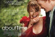About Time UK Quad Poster 220x150 New UK Quad Poster for Richard Curtis' About Time with Rachel McAdams & Domhnall Gleeson