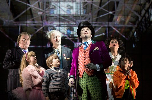 CharlieChocolate 149 RT 532x350 Charlie and the Chocolate Factory Theatre Review