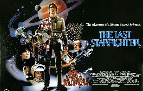 The Last Starfighter 550x350 The HeyUGuys Instant Watching Guide   Christmas 2013