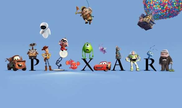 Pixar 585x350 Ten of our Favourite Pixar Characters