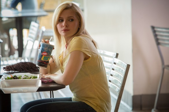 Casey (Abigail Breslin) in TriStar Pictures thriller THE CALL.