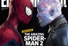 The Amazing Spider Man 2 EW Cover e1373526236922 220x150 Meet Electro in First Comic Con Teaser for The Amazing Spider Man 2