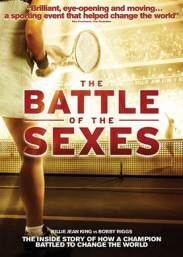 The Battle of The Sexes Win Tennis Documentary The Battle of The Sexes on DVD