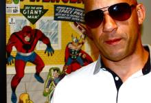 Vin Diesel meeting with Marvel 220x150 Vin Diesel in Talks to Play Groot in Marvel's Guardians of the Galaxy