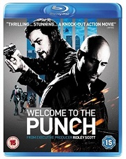 welcome to the punch Blu ray and DVD Round up 19th July 2013