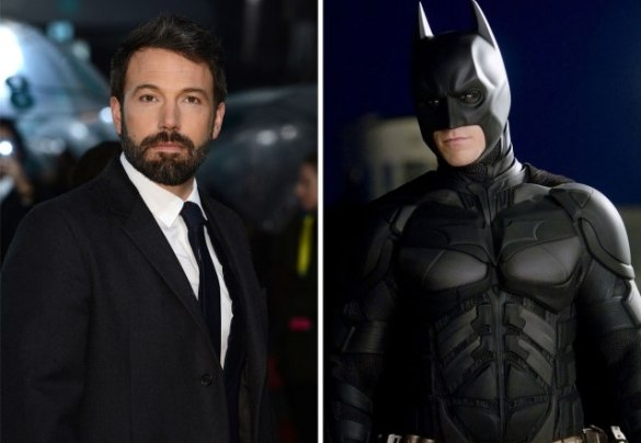Ben Affleck Batman 585x404 The Five Best And Worst Superhero Casting Decisions