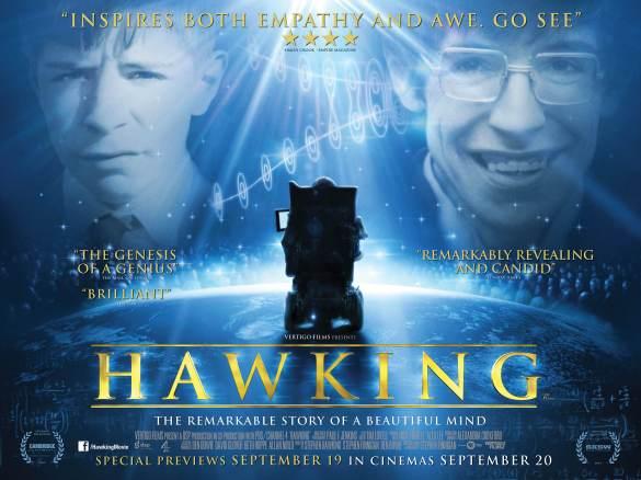 Hawking UK Poster