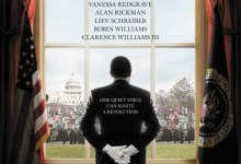 Lee Daniels The Butler Poster 220x150 New Trailer for Lee Daniels' The Butler with Forest Whitaker
