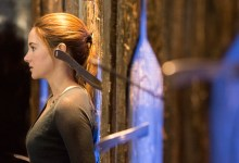 Shailene Woodley in Divergent 220x150 First Teaser Trailer and Infographic for Divergent with Shailene Woodley