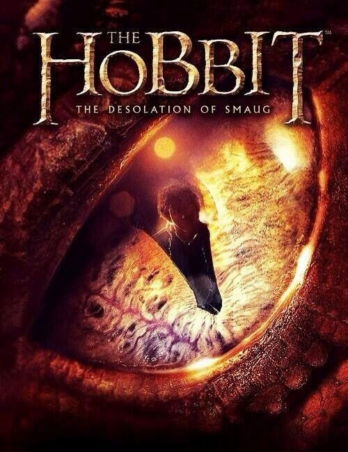 New Promo Poster and Art from The Hobbit: The Desolation of Smaug