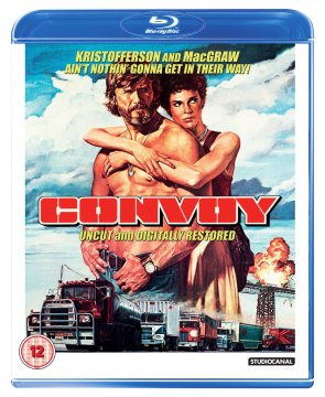 Convoy Blu ray 531x650 Win Convoy (Special Edition) on Blu ray