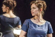 Hayley Atwell The Pride 220x150 The HeyUGuys Interview: Hayley Atwell on stage for The Pride