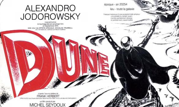 Jodorowsky's Dune 585x349 TIFF 2013   Jodorowsky's Dune Review