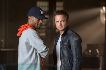 First Look Images: Aaron Paul, Dominic Cooper & Dakota Johnson in Need for Speed
