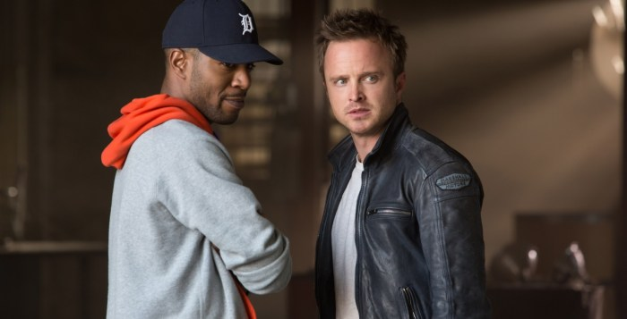 Scott-Mescudi-and-Aaron-Paul-in-Need-for-Speed