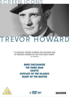 Trevor Howard 466x650 Win the Trevor Howard Box Set on DVD