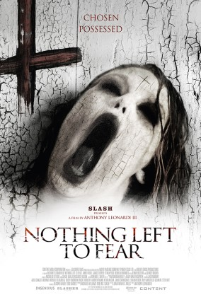 Nothing Left to Fear UK Poster