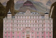 The Grand Budapest Hotel Poster 220x150 First Poster for Wes Anderson's The Grand Budapest Hotel